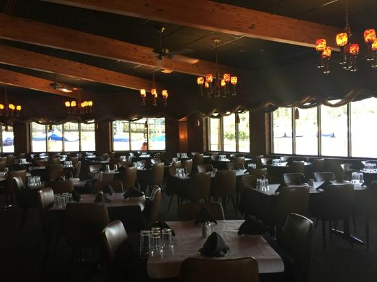 Salerno's on the Fox: Check out the updated dining room!