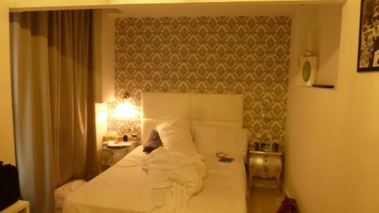 La Piazzetta Guest House: Nice bed