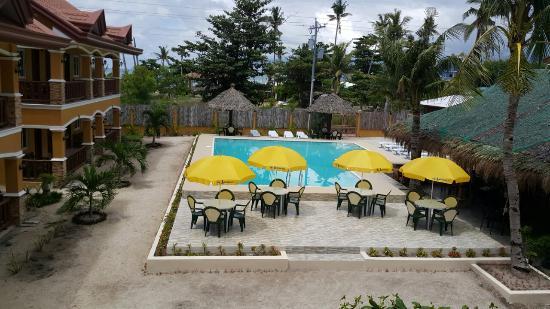 Slam's Garden Resort: Superior view