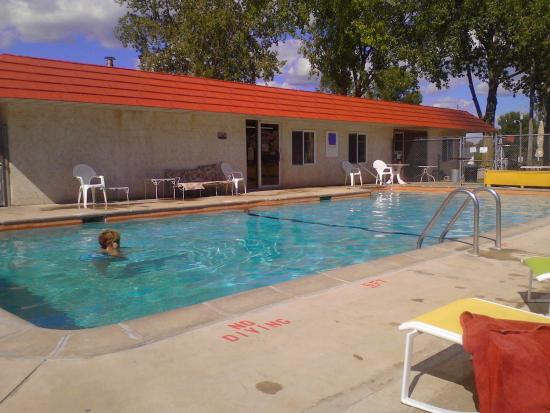 Pine City, MN: Heated swimming pool