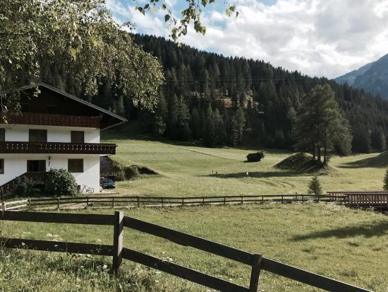 Almi's Berghotel: View