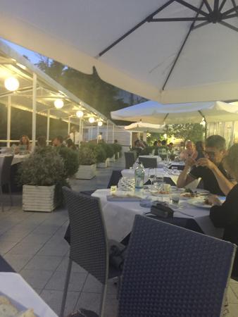 Cena romantica a picco sul mare - Foto di Ristorante Terrazzamare ...