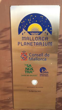 Costitx, Spain: Planetarium