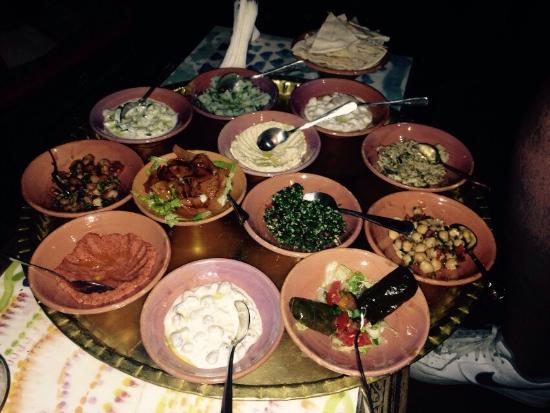I piatti tipici arabi foto di sciam roma tripadvisor for Piatti tipici roma
