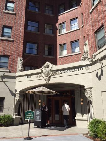 restaurant review reviews dunbar room hotel sorrento seattle washington