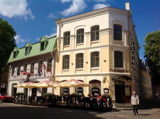 My City Hotel Tallinn Tripadvisor