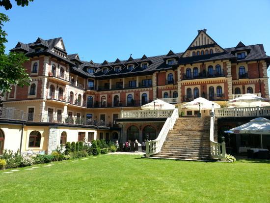 Stamary hotel in zakopane picture of grand hotel stamary for Hotels zakopane