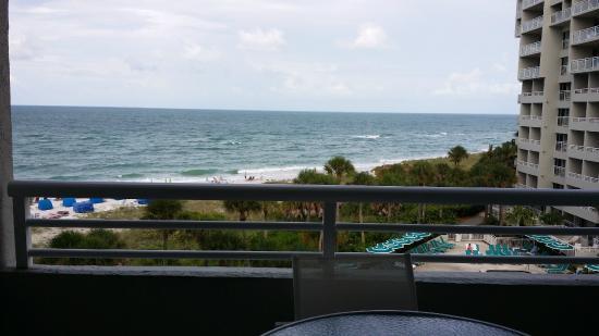 Resort at Longboat Key Club: Balcony