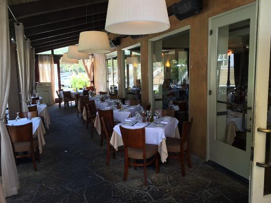 Italian Restaurant In Calabasa