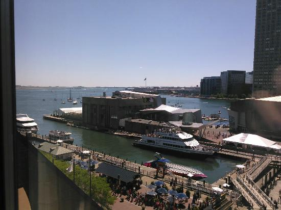 °HOTEL BOSTON MARRIOTT LONG WHARF BOSTON, MA 4* (United States) - from US$  490 | BOOKED
