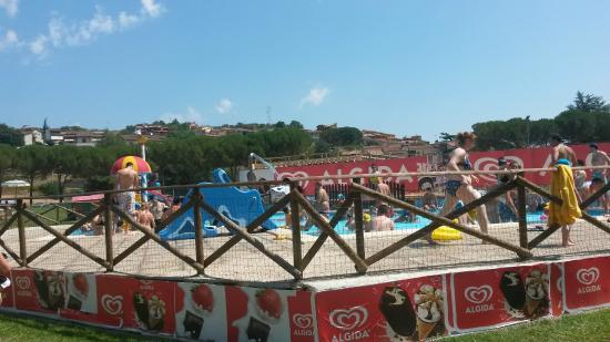 Parco Acquatico Tavernelle: piscina per i piccoli.