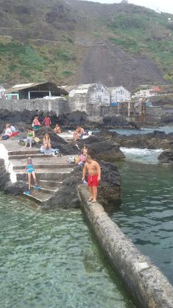 Caleton de garachico bild von piscinas naturales el for Piscinas naturales de garachico