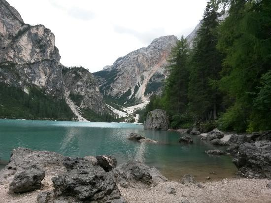 lago di braies prags - photo #47