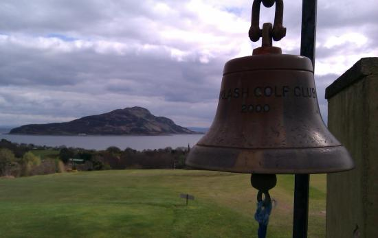 Isla de Arran, UK: Lamlash & Holy Isle