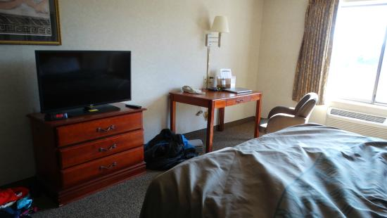 Rodeway Inn & Suites Milwaukee : The room