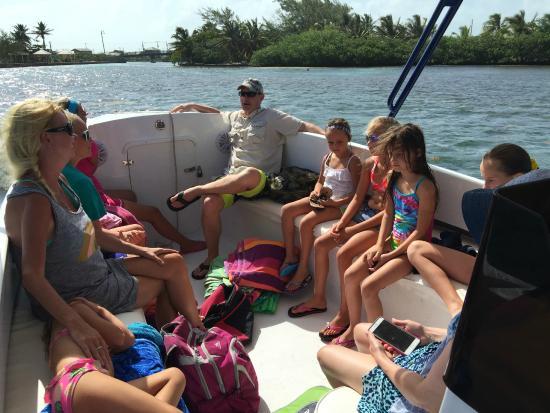Casa Blanca Mata Grande : CasaBlanca's new spacious boat.  Where do you want to go?