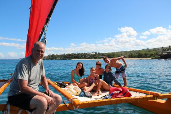 Hawaiian Sailing Canoe Adventures: Our favorite thing to do in Maui