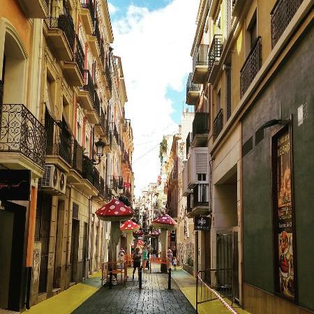 Calle de Las Setas