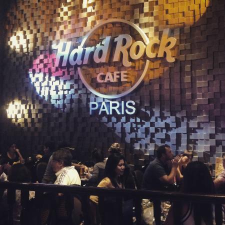 Brunch Hard Rock Cafe Paris