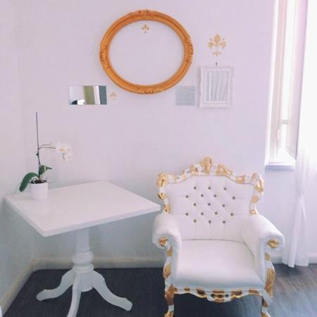Relais Inn Lucca: Furniture inside our suite. | Photo by YordanDim