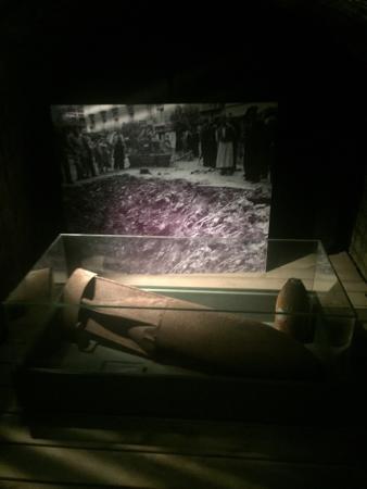 Museo-Refugio de la Guerra Civil: Nos gusto la vista a este lugar