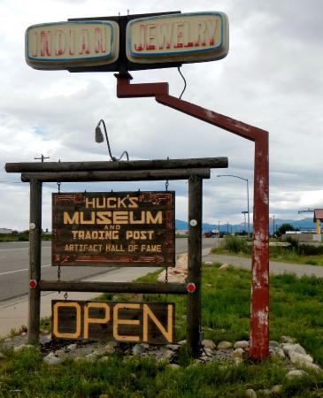Huck's Museum and Trading Post