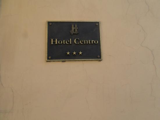 Hotel Centro Roma: Hotel 3 estrelas