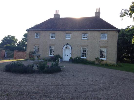 Eastling, UK: Huntingfield House
