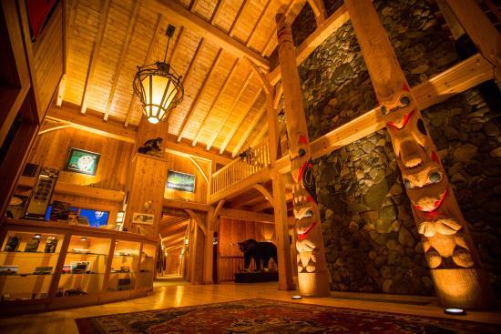 Kispiox, Canada: Entrance to Bear Claw