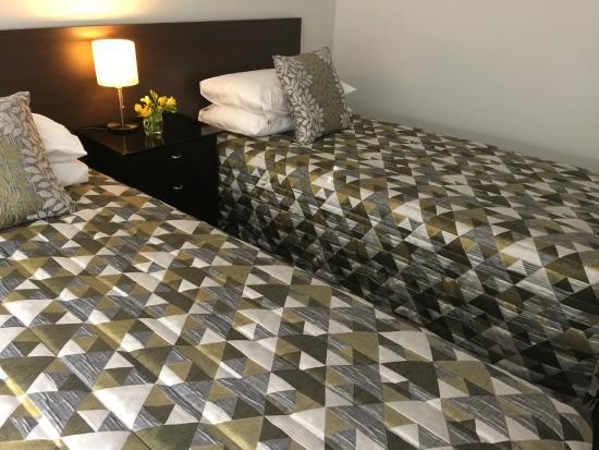 Airport Delta Motel: Garden twin bed studio