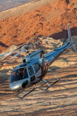 Boulder City Nevada Helicopter Tours