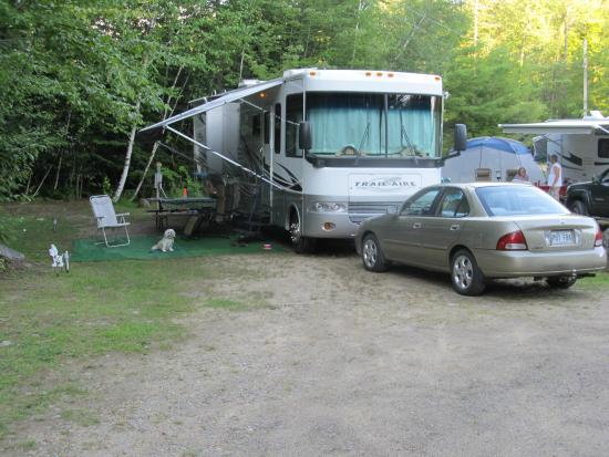 New Hampton, New Hampshire: LARGE CLEAN LOTS