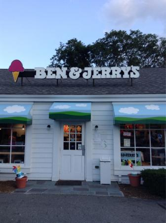 Ben & Jerry's : A sweet surprise on the Cape