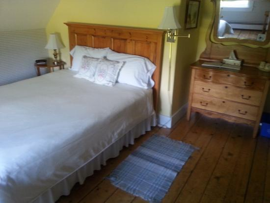 Croft House Bed & Breakfast: Room 2