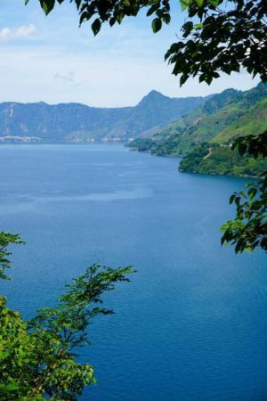 لاجونا لودج إيكو - ريزورت آند نايتشر ريزرف: Beautiful lake views