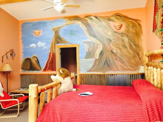 Escalante's Grand Staircase Bed & Breakfast Inn: Escalante bed and breakfast