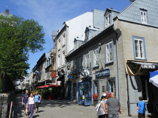 Bathroom Picture Of Auberge Place D Armes Quebec City