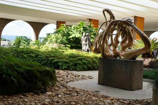 Resultado de imagem para jardins palacio itamaraty