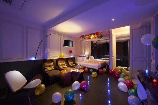 Rich Diamond Hotel Grand Party Room Event 1