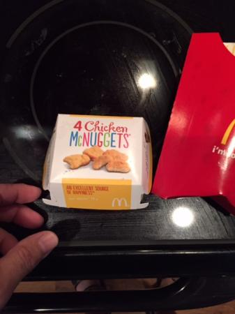 """McDonald's: """"Special Sauce"""" instead"""