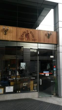 Cafe D'Blas