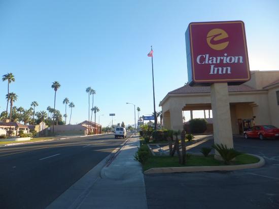 Clarion Inn入口