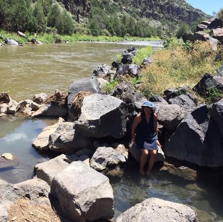 Black Rock Point Hot Springs Nevada Yhdysvallat Arvostelut