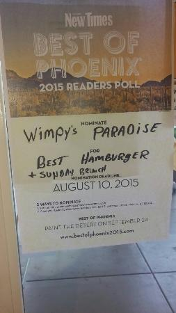 Wimpy's Paradise