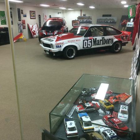 Qld MotorSport Memorabilia Display Centre