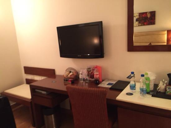 Ahuja Residency Sunder Nagar: 部屋の中