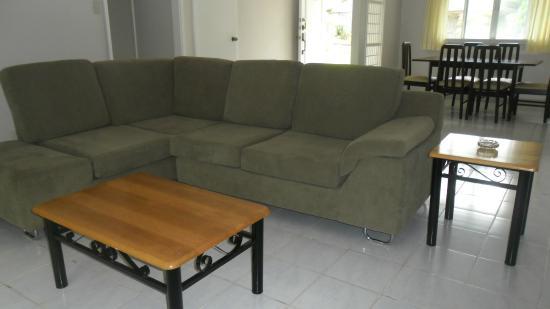 Vacation Villas at Subic Homes: Living Room - 2BR