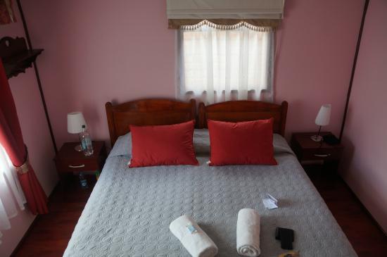 Hotel Alcazar: Мой номер