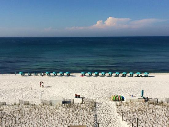 Beachfront Hotel Room Destin Fl