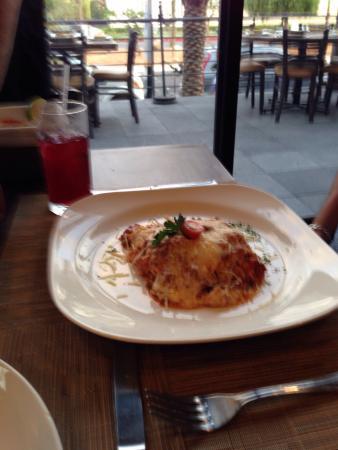 La Forchetta: Venimos de la Ciudad de Tijuana, y nos encantó la comida y sobre todo el trato! 👍🏻👌🏼